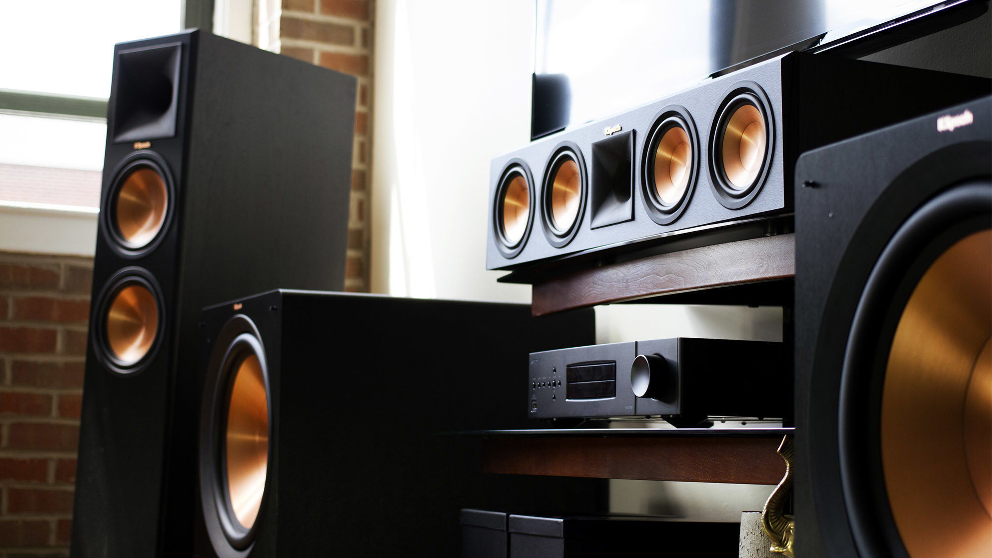 Klipsch  Home  Theater  Systems