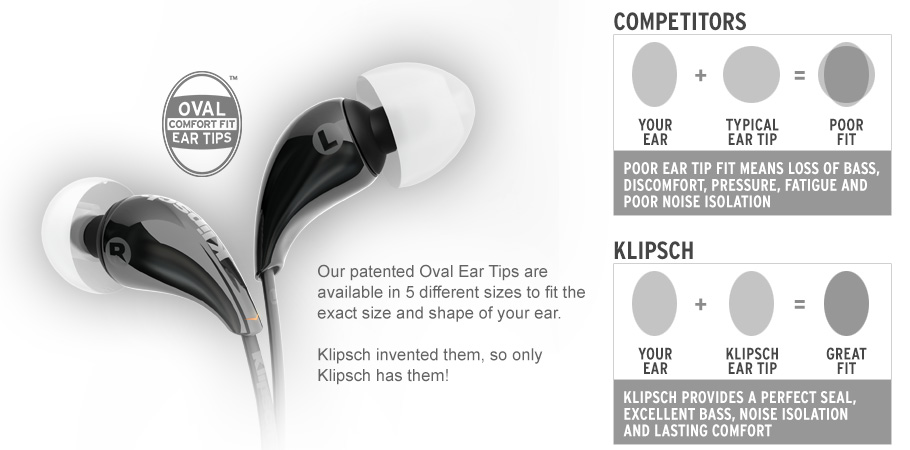 Ear Tip Comparison 635121616586770000