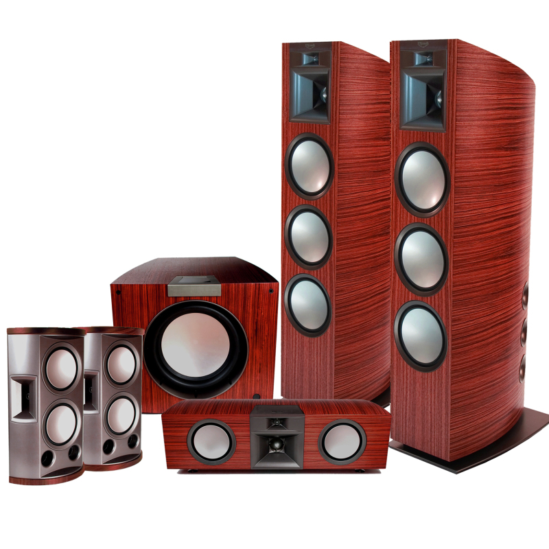 P-39F Home Theater System