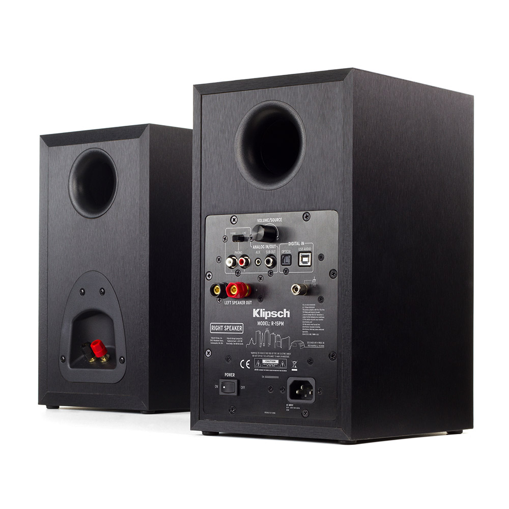 R-15PM Powered Monitors | Klipsch®